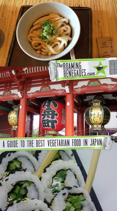 Vegetarian Japanese Food That Will Blow Your Mind: The Best Dishes to Try on Your Trip to Japan!