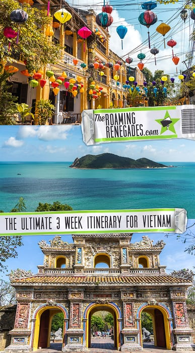 3 weeks in Vietnam, Vietnam itinerary: 3 weeks, 3 week Vietnam itinerary
