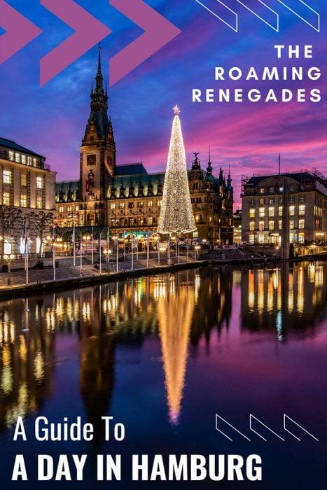 (One day in Hamburg, Hamburg in one day, 1 day in Hamburg, 24 hours Hamburg, Hamburg itinerary, things to do in Hamburg, weekend in Hamburg)